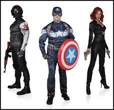 Captain America Halloween Costumes Superhero Group Costume Ideas Halloween Costumes Blog