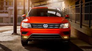 volkswagen tiguan 2018 interior 2018 volkswagen tiguan pricing starts at 25 345 for fwd models