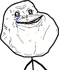 Forever Alone Meme Picture - forever alone clean jpg