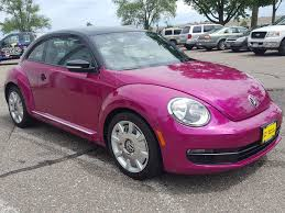 light pink volkswagen beetle paint wraps solid color vinyl wraps creative color