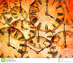 abstract clocks abstract vintage clock background stock illustration image 17302478