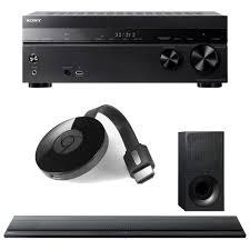 receiver home theater sony strdh770 home theater avreceiver htct390 soundbar w google