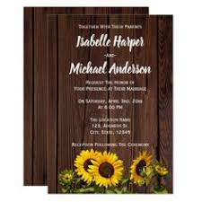 country wedding programs rustic country sunflowers wedding thank you gift tags