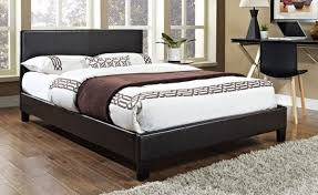 summer offer brand new strong leather bed frame in all size single
