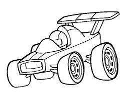 fast car coloring coloringcrew