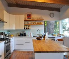San Francisco Kitchen Cabinets by Superb Butcher Block Countertop Vogue San Francisco Modern Kitchen