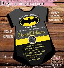 batman baby shower ideas new batman baby shower invitations as prepossessing ideas