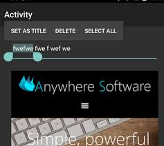 android context android tutorial custom context menu for text selection b4x