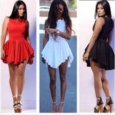 women plus size summer casual dresses sleeveless backless