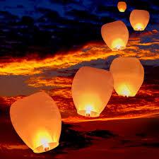 firework lantern floating luminaries sky lanterns flying luminaries custom luminary