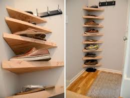 Storage Solutions For Shoes In Entryway Best 25 Vertical Shoe Rack Ideas On Pinterest Closet Built Ins