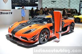 one 1 koenigsegg koenigsegg agera final one of 1 geneva motor show live