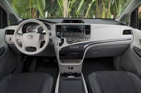 2006 Toyota Sienna Starter Location 2014 Toyota Sienna Reviews And Rating Motor Trend