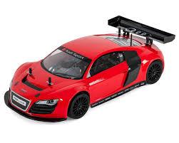 Audi R8 Red - kyosho fw06 audi r8 lms pureten readyset 1 10 nitro touring car