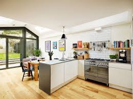 open plan kitchen family room ideas best 25 cottage open plan kitchens ideas on living