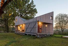 Efficient Home Designs An Energy Efficient Home With A Folded Roof Asgk Design Small