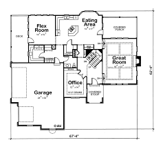 ranch with walkout basement floor plans selection of walkout basement floor plans