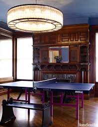 Meletio Lighting Ping Pong Room Family Friendly Dining Rooms