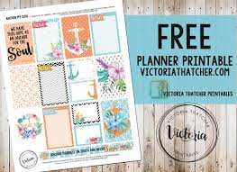 Best Love Anchors The Soul - anchor my soul planner printable victoria thatcher