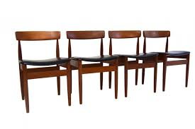 Midcentury Modern Dining Chairs - furniture cool mid century danish dining chairs and elegant mid