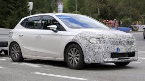 skoda test car spied with an identity crisis thinks it u0027s a seat