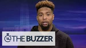 odell beckham jr haircut name round pick youtube loses appeal of game suspension wtop giants