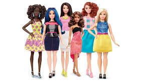facebook themes barbie mattel s new curvy barbies available in seven skin tones suggest