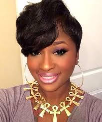best relaxers for short black hair 17 best short hairstyles for african american women