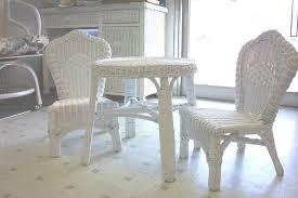 children s outdoor table and chairs wonderland wicker wholesale children s furniture