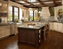 white glazed kitchen cabinets 10 antique white kitchen cabinets that jazz your kitchen up