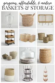 Stylish And Affordable Organization Options Love U0026 Renovations