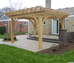 ready made pergola kits get affordable custom pergola kits pergola