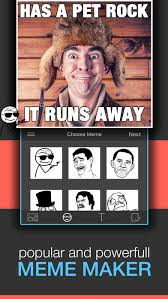 Memes Generator App - meme creator memes generator app data review entertainment