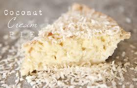 thanksgiving day when coconut cream pie recipe the 36th avenue