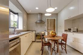 Galley Style Kitchen Kitchen Style Gray Farmhouse Neutral Kitchen Color Ideas Light