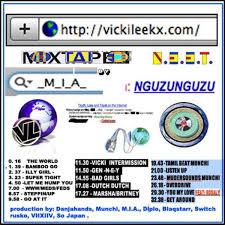 Mia Bad Girls Free Download M I A Vicki Leekx Mixtape Pretty Much Amazing