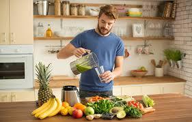 diet for men dietitian nalini
