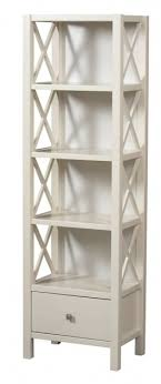 tall white bookcase with doors awesome bookshelf doors white amp bookcases modern amp traditional