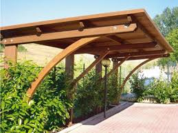 struttura in legno per tettoia tettoie in legno tutte le informazioni necessarie consigli giardino