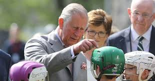 where does prince charles live live crowds gather as prince charles and camilla visit kilkenny