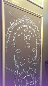 hidden lord rings mines moria door into my basement