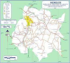 Cuernavaca Mexico Map by Ricardo Salazar U0027s Ucla Webpage