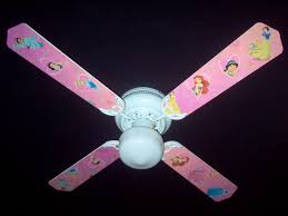 Ceiling Fan Features Disney Princess Ceiling Fans They Deliver Quality And