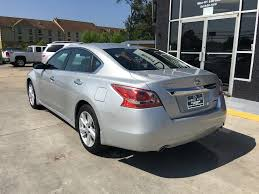 nissan altima 2013 down payment 2013 nissan altima sv in d u0027iberville ms direct auto