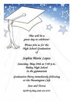 high school graduation invitation wording marialonghi
