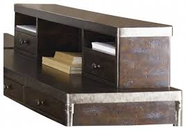 Super Hutch Super Cool Home Office Desk With Hutch Modern Design Pertaining To
