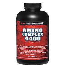 gnc pro performance amino complex 4400 gnc pro performance