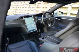 Tesla Interior Model S 2016 Tesla Model S P90d Interior Forcegt Com