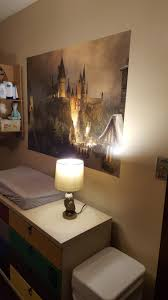 making a harry potter nursery for my very first child has been the large sticker was another etsy purchase originally it was to be a painted mural of the marauders map but my projector gave me nothing but problems