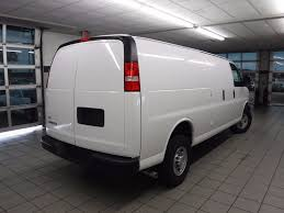 2017 new chevrolet express cargo van rwd 2500 155